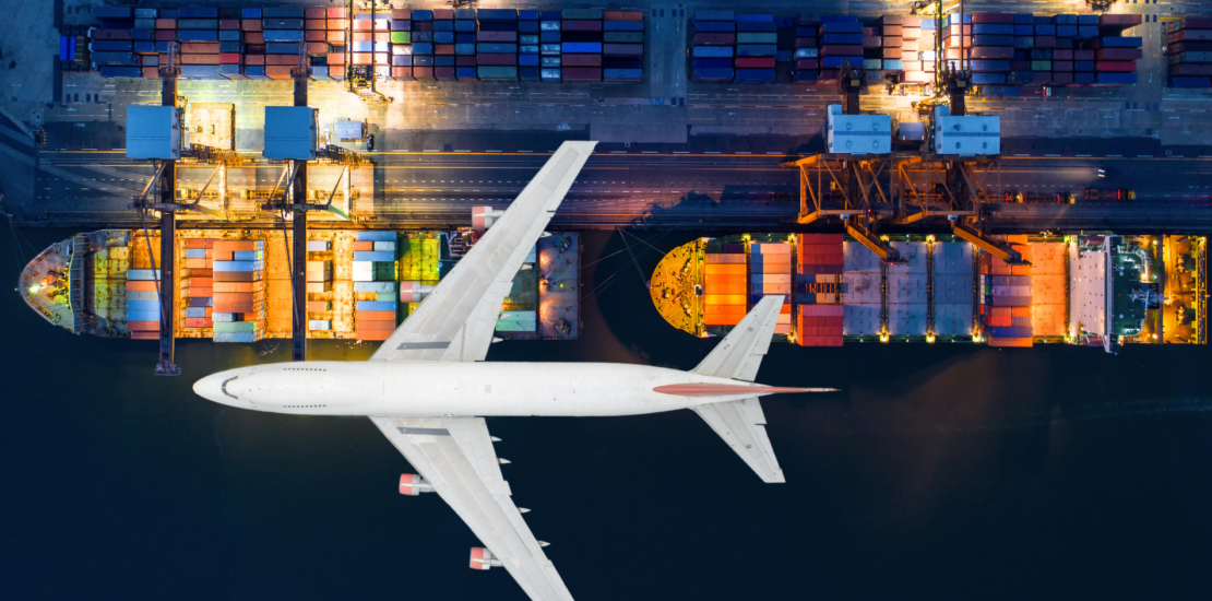 CAG Logistics added Far East countries to its route